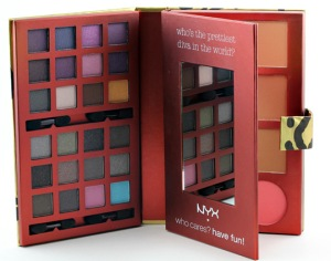 NYX Haute Jersey Leopard Couture Box Set