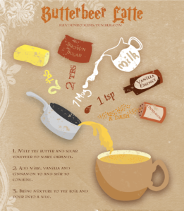 Butterbeer recipe