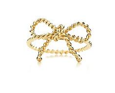 Twist Bow Ring