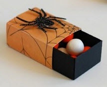 matchbox party favour