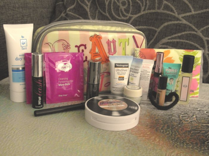 Beauty Bag Items