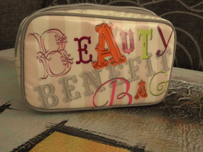 Benefit Beauty Bag